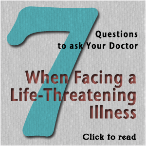 7 questions to ask your doctor